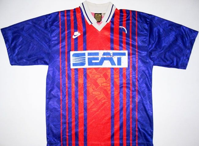 19e66893ddf 93-94 PSG Cup Winners Cup Jersey Vintage Football Shirts, Classic Football  Shirts,