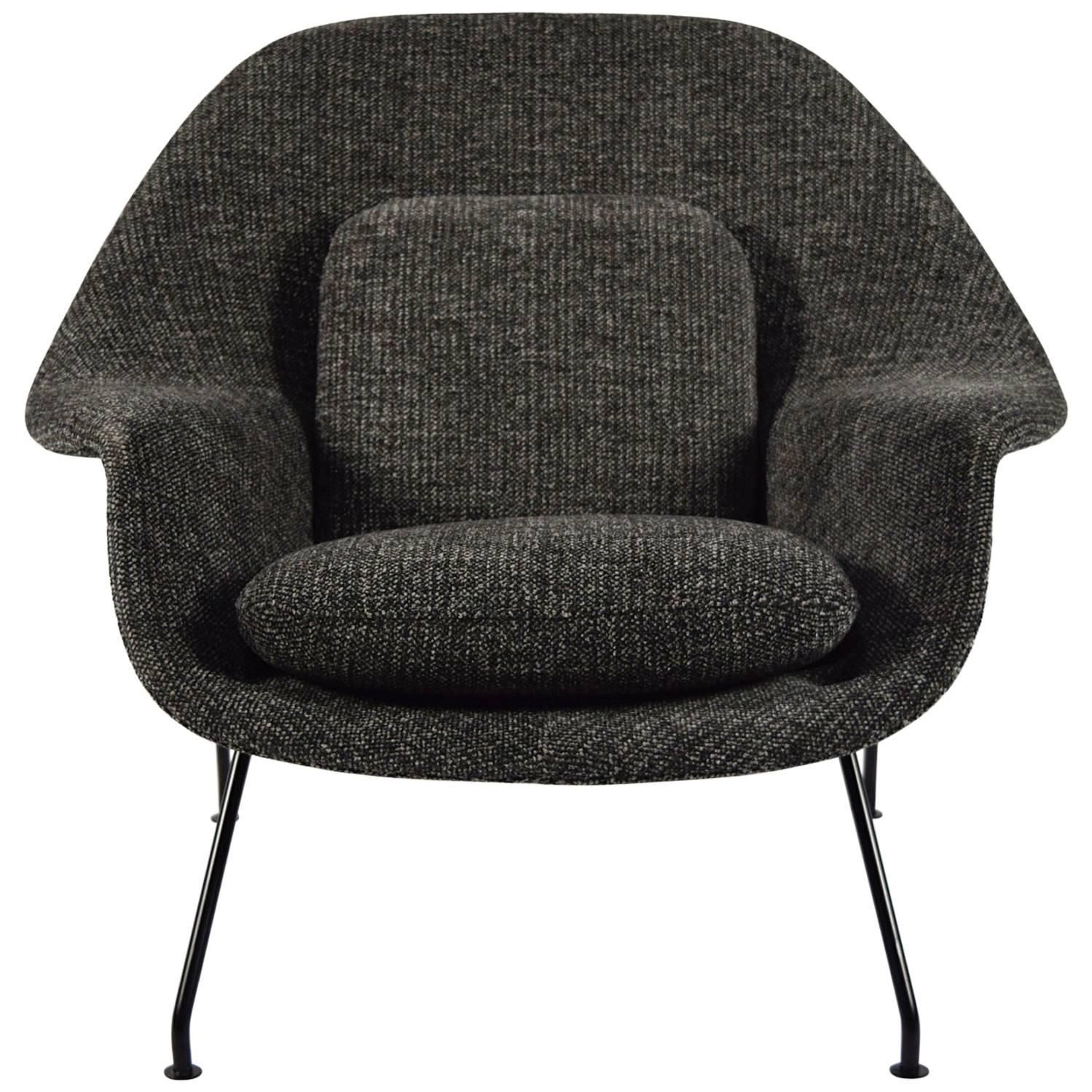 Eero Saarinen Womb Chair For Knoll In Holly Hunt Great