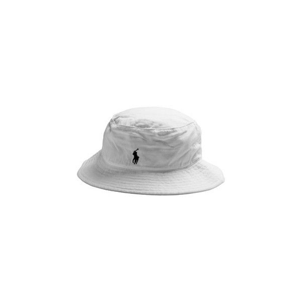 Jomadeals.com - ralph lauren white bucket hat - Deal of the Day ($9.99) ❤ liked on Polyvore featuring accessories, hats, bucket hats, ralph lauren hat, white fisherman hat, fisherman hat, bucket hat and white bucket hat