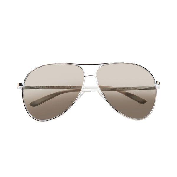 3afc68f8b2f0c5 Lunettes de soleil en métal, de Marc Jacobs. 300 . Info  karireyewear