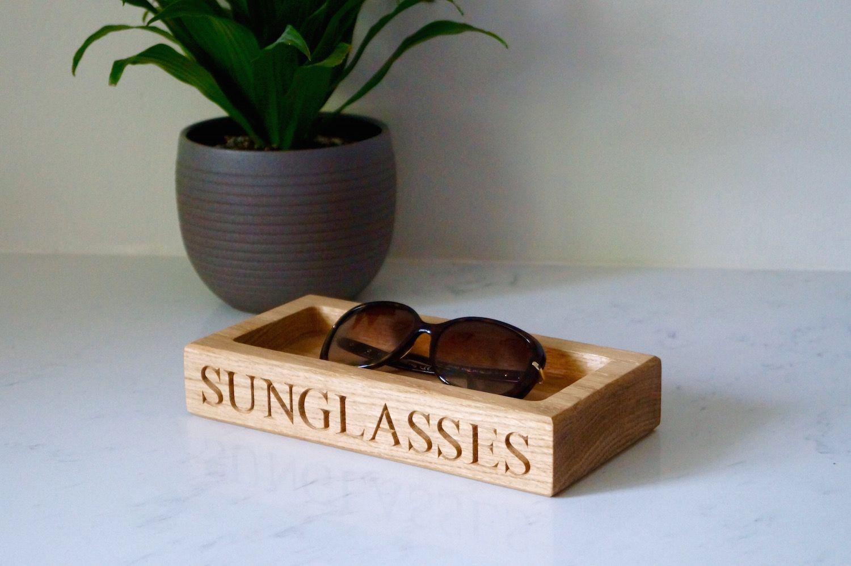 Personalised Sunglasses Trays