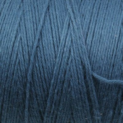 Smokey Blue Maysville 8 4 Cotton Carpet Warp Yarn At Webs Yarn Com Cotton Carpet Cotton Rug Weaving Yarn