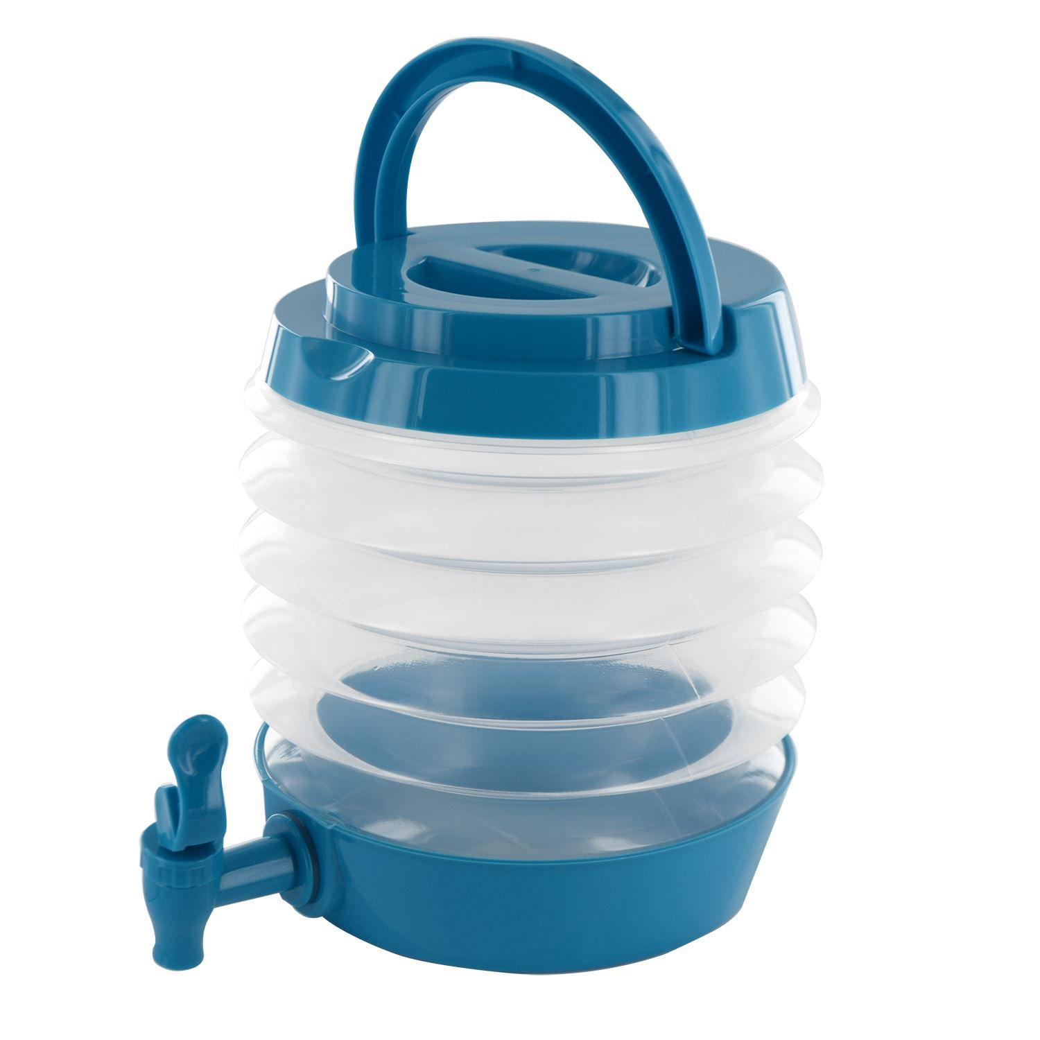 Collapsible Folding Water Dispenser Portable Drinks Container ...