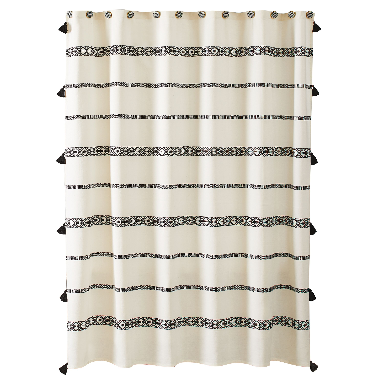 Better Homes Gardens 72 X 72 Tribal Chic Shower Curtain
