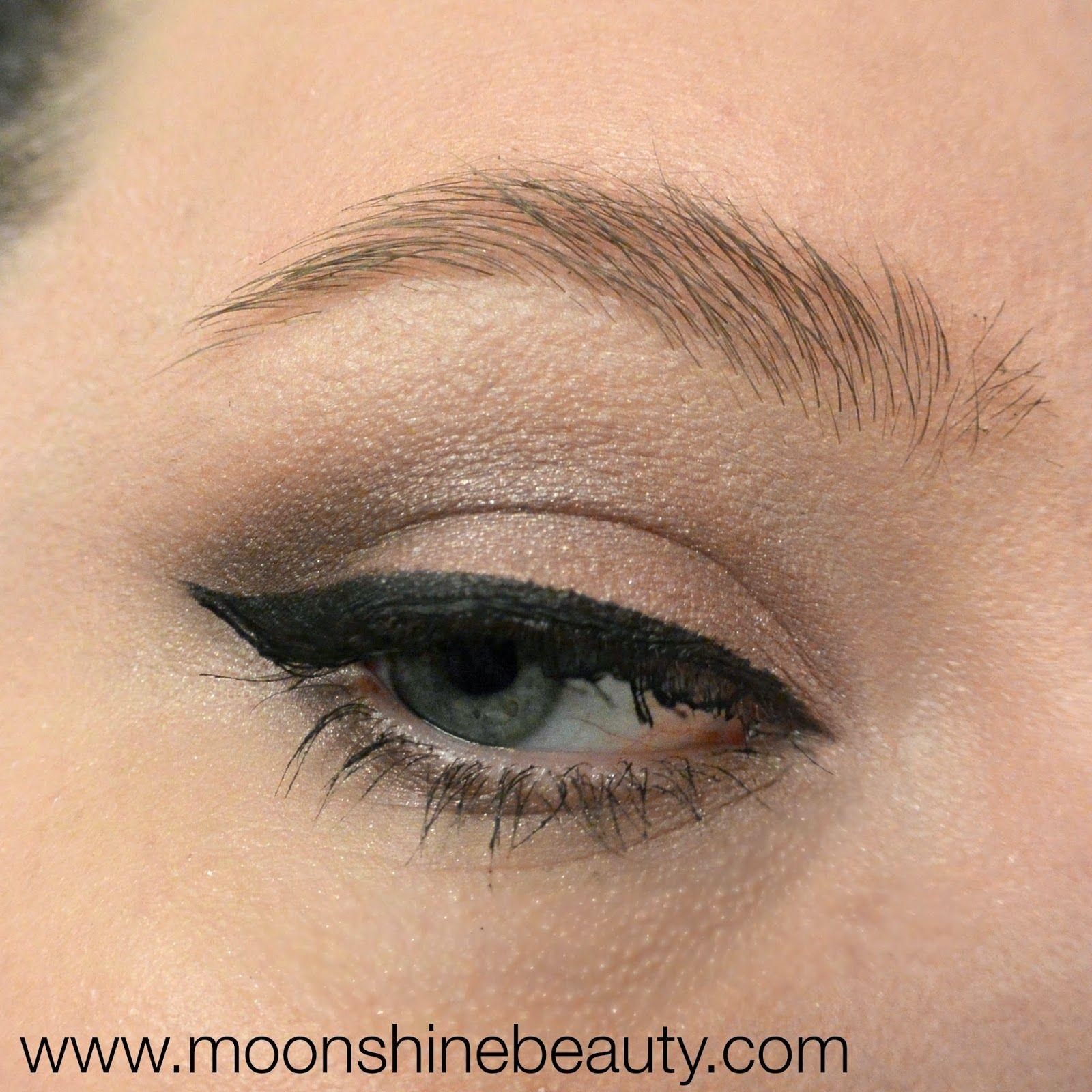 Moonshine Beauty: Budget Beauty -- Will L.A. Girl Fineline Liquid