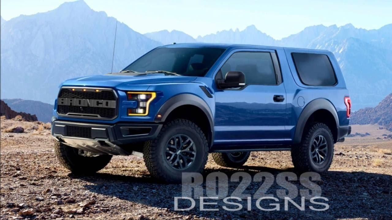 New 2019 Ford Svt Bronco Interior Ford Bronco Ford Svt Ford F150 Raptor