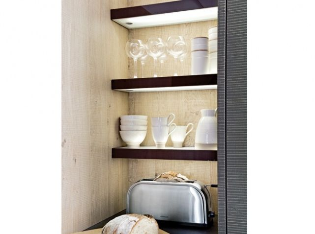 1000 images about cuisine on pinterest small kitchens kitchens and modern kitchens - Etagere Cuisine Moderne
