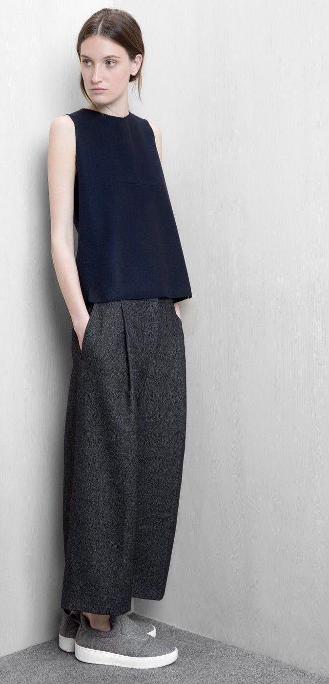 Strong minimal silhouette, It's a shame Celine doesn't make those slip ons for men.
