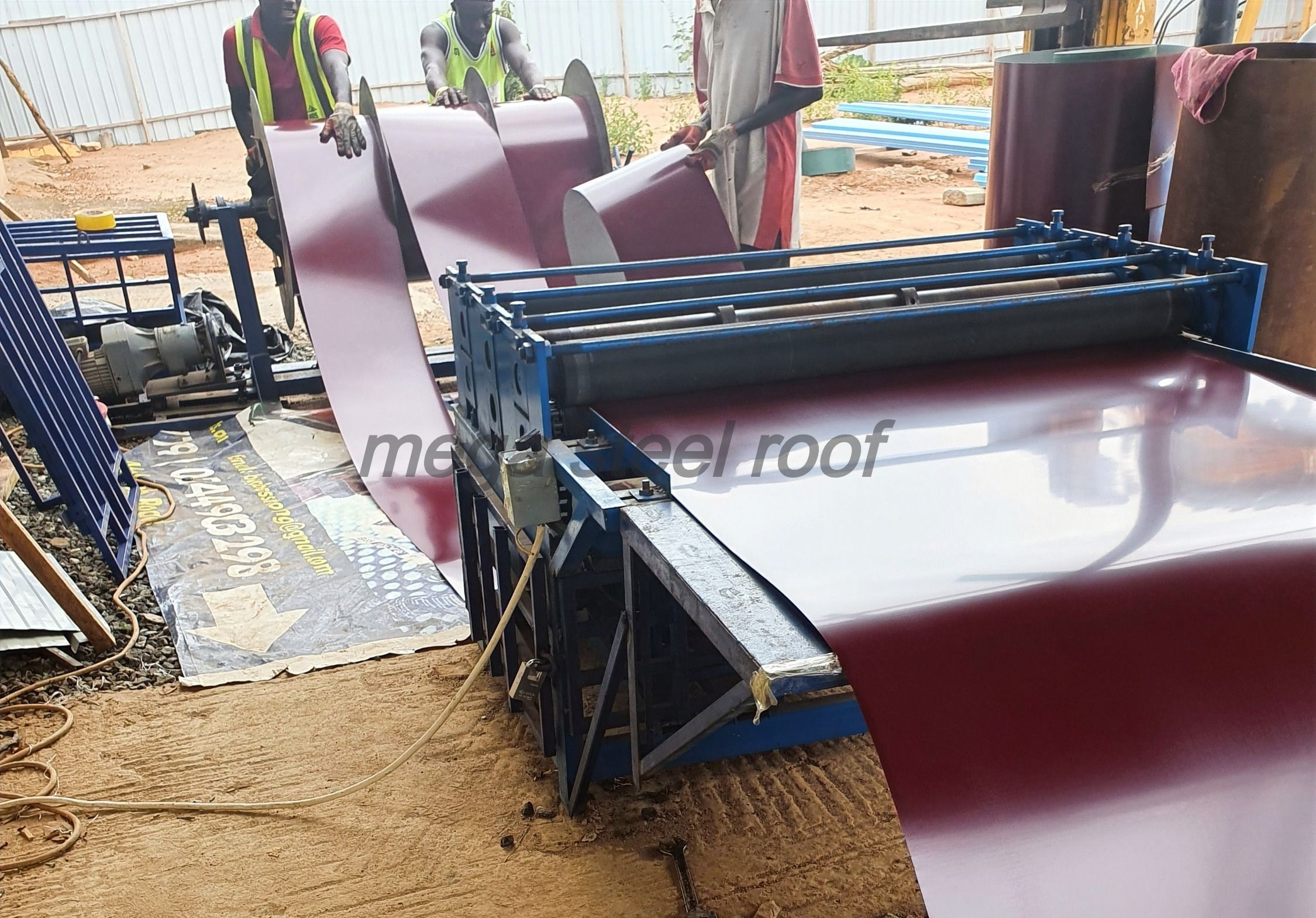 Roofing Sheets And Trusses Is 1 Among Roofing Companies In Ghana In 2020 Best Roofing Company Roofing Systems Roofing Services