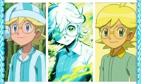 Clemont♥ you're the prettiest and best boy ever!!!! Love u♥♥♥