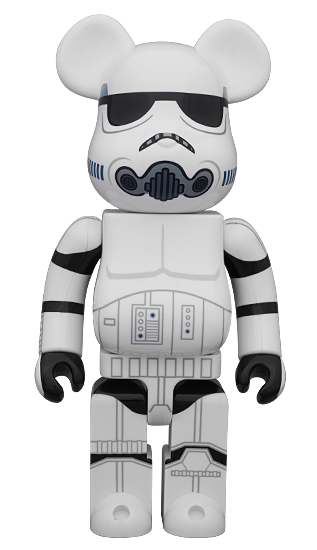 6ad6e8b9 Star Wars Stormtrooper Bearbrick 400% | BE@RBRICKS in 2019 | Star ...