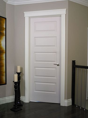 Rockport Smooth Finish Moulded Interior Door In 2019 For