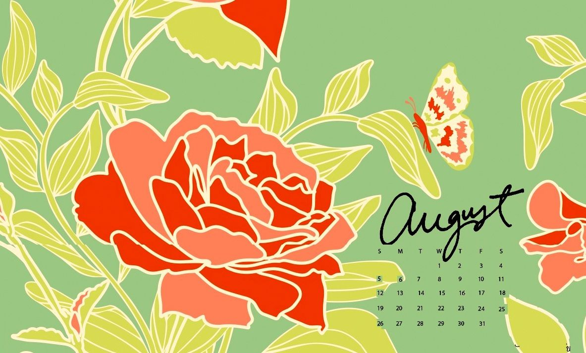 August 2018 Wallpaper For Desktop