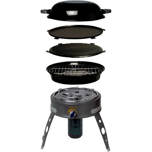 Cadac Safari Chef Gas Grill Tried Mine Out Today For Upcoming Military Move Its Awesome Pancakes Grilled Burgers Stirfry It Does Cadac Grill Vw Camping