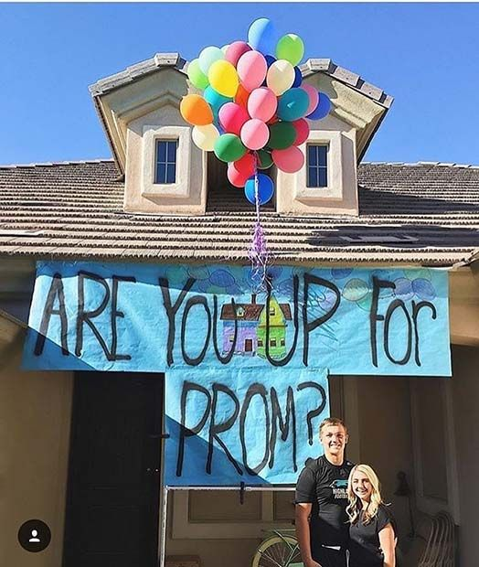 23 Cute Prom Proposals That Will Impress Everyone #promproposal
