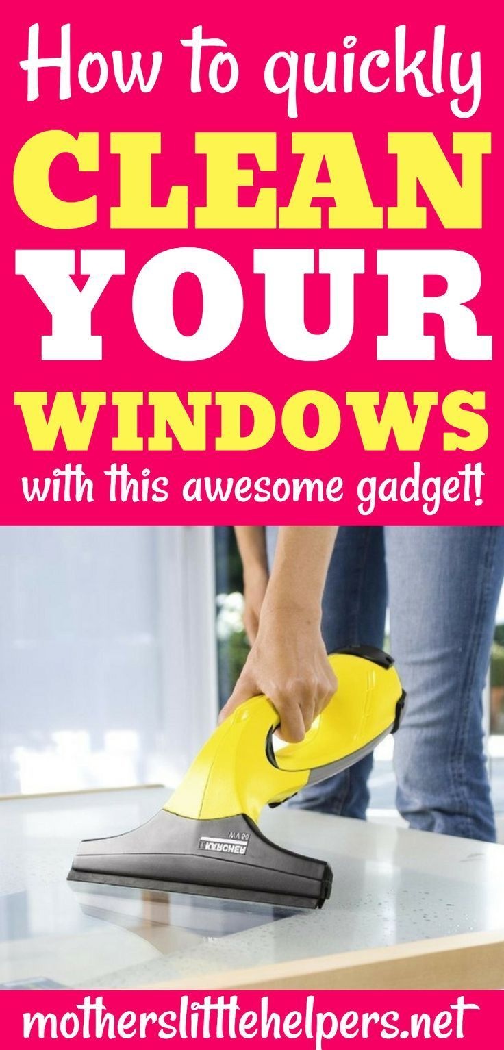 The Best Way to Clean Windows Quickly and Effectively