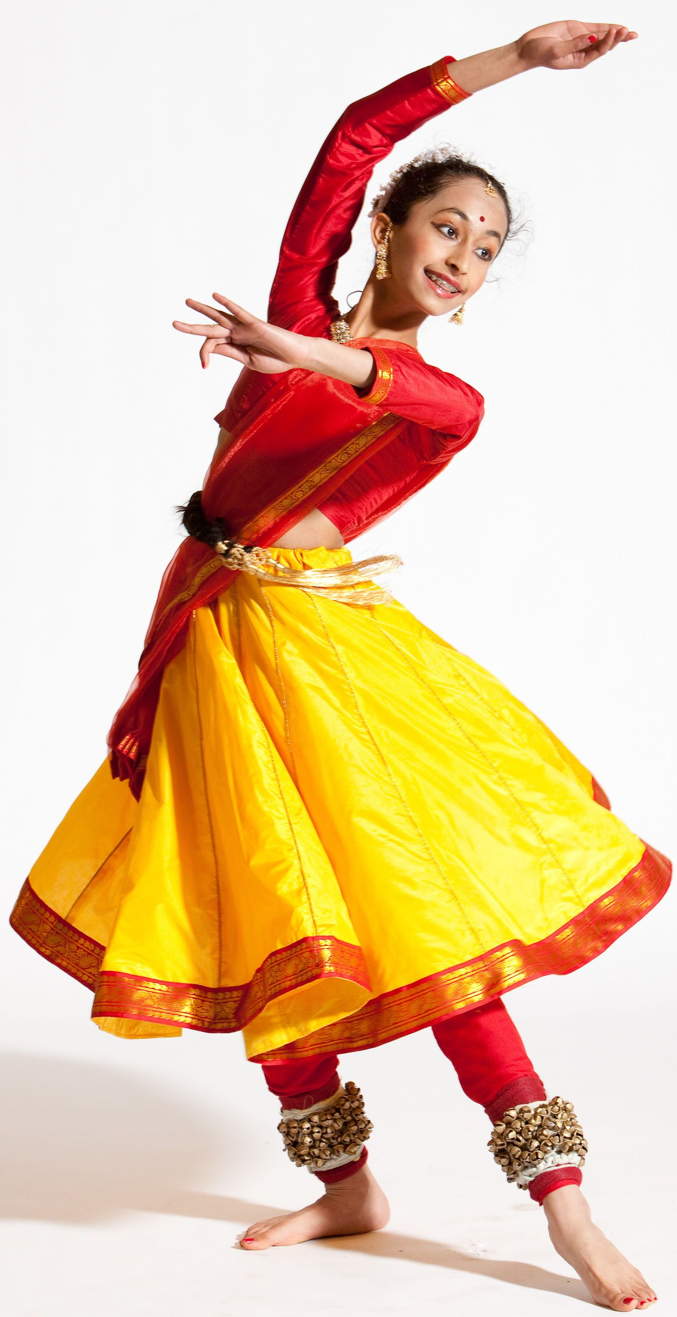 Kathak, a North Indian dance form among the 8 principles of Indian ...