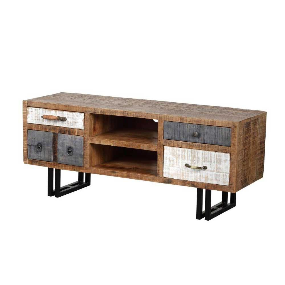 TV Lowboard Aus Recyclingholz Loft Style Jetzt Bestellen Unter Moebelladendirektde Wohnzimmer Tv Hifi Moebel Lowboards Uid9d513737 9d7c 5c77