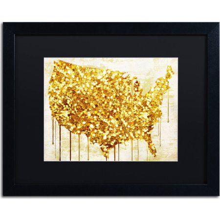Trademark Fine Art American Dream IV Canvas Art by Color Bakery ...
