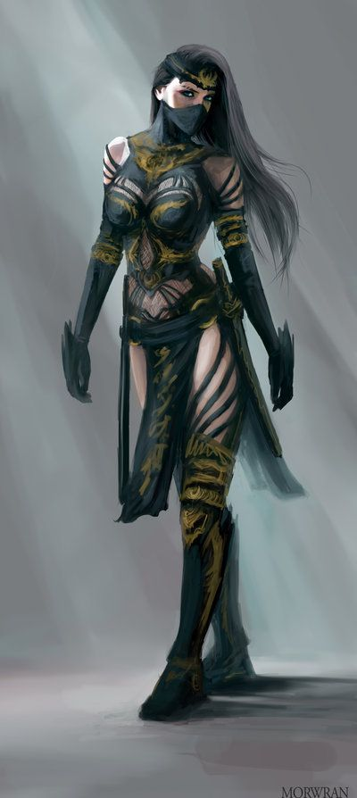 Hooded Female Assassin Google Search Female Assassin Female Characters Fantasy Girl