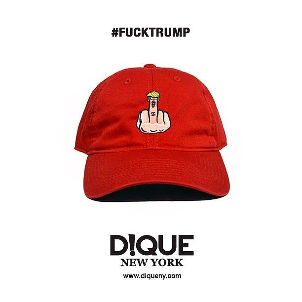 "RESTOCK!!!  ""Fuck That Puto"" Dad Hat!! Available now at www.diqueny.com #fucktrump #trump #fuckdonaldtrump #nottrump #trumpchump #diqueny #dique by diquenewyork"