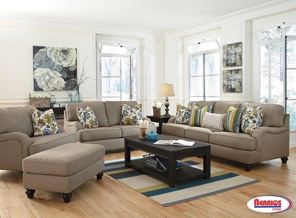 25500 Hariston Living Room - Berrios te da más | Salas