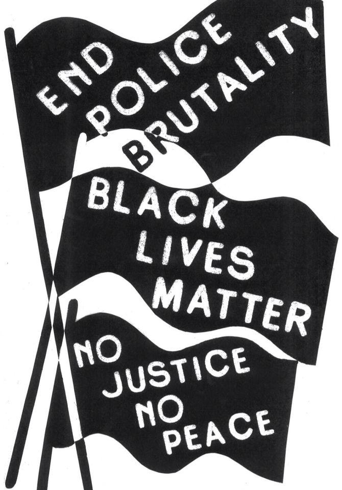 Black lives matter!! #sayhisname #altonsterling #philandocastile #blacklivesstillmatter