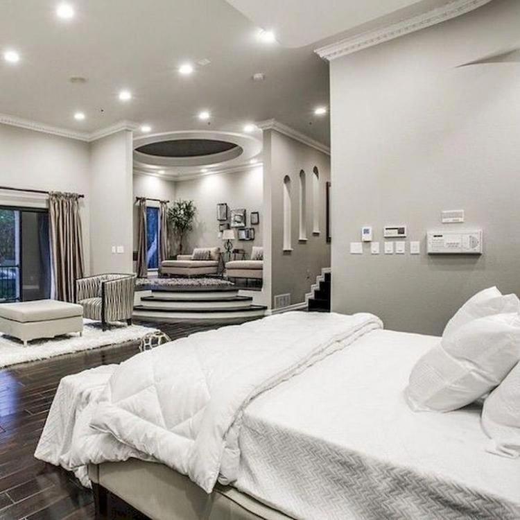 117 imágenes Dormitorios mejor de lujo ... #Glamdecoracióndeldormitorio #housegoals