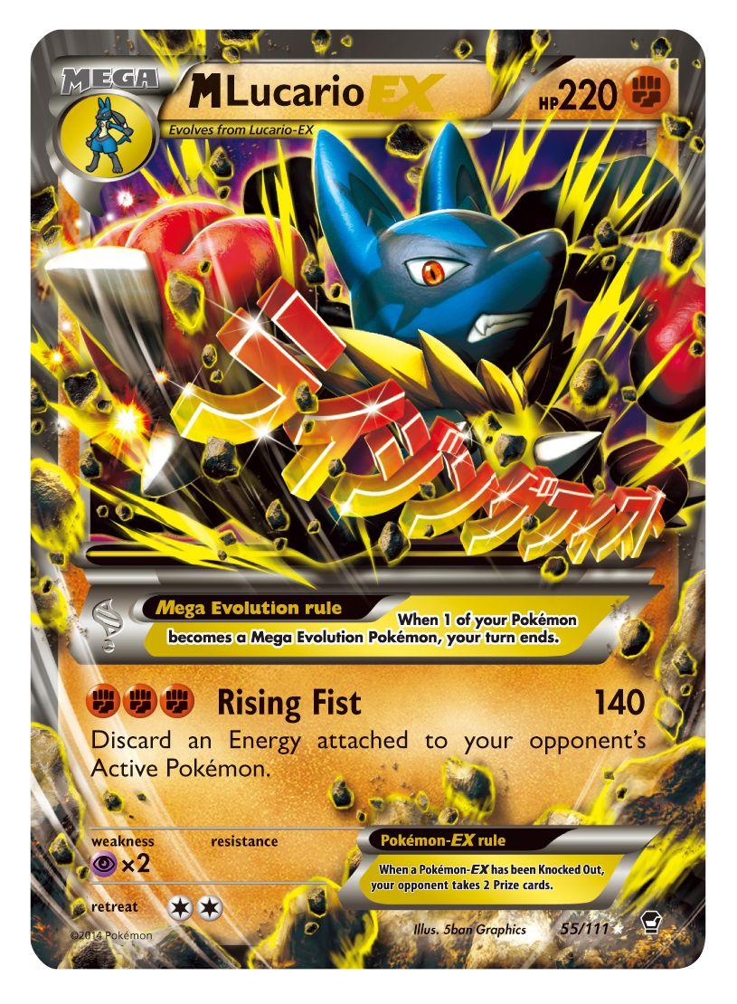 Image From Http Mewarnai Us Images 420635 Mega Lucario Pokemon