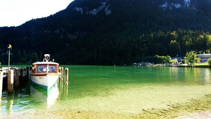 Berchtesgaden Bootsfahrt