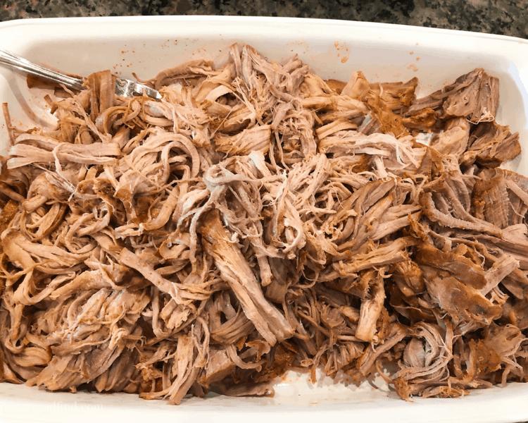 Instant Pot Pork Tenderloin - BBQ Style #porktenderloinrecipes