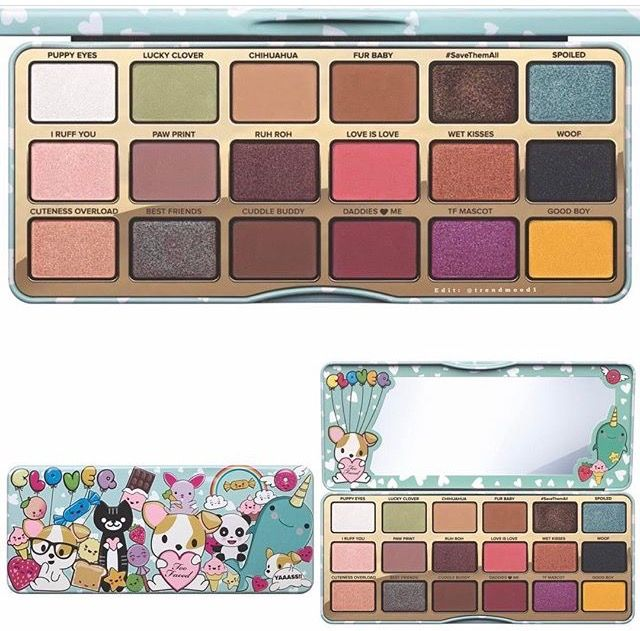 OMGGGGGG THIS IS THE CUTEST PALETTE?????