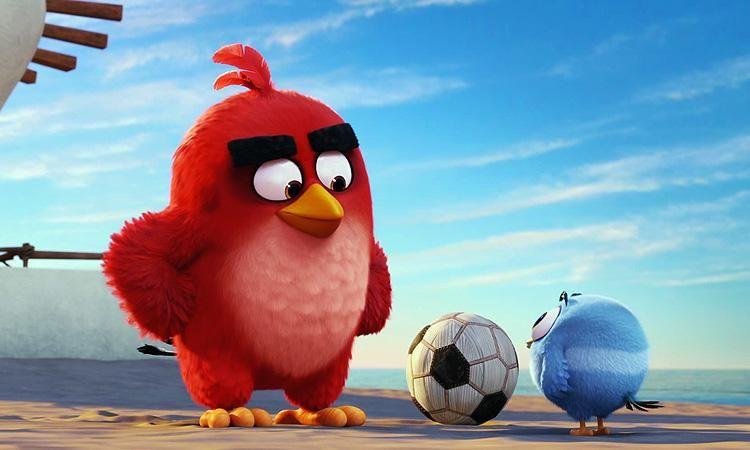 Angry Birds, la Película: Tráiler de la adaptación animada