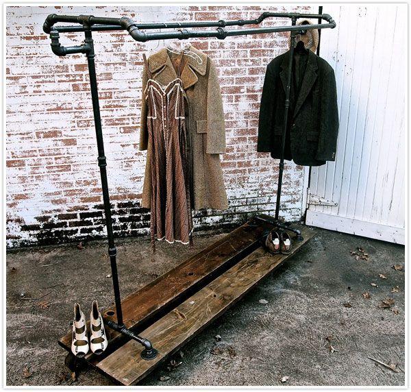 Diy Child Clothes Rack: Best 25+ Clothing Displays Ideas On Pinterest