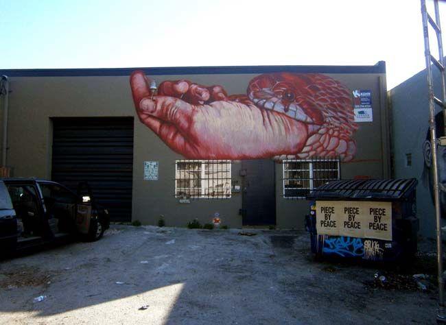 By Gaia, in Miami, Florida, USA.