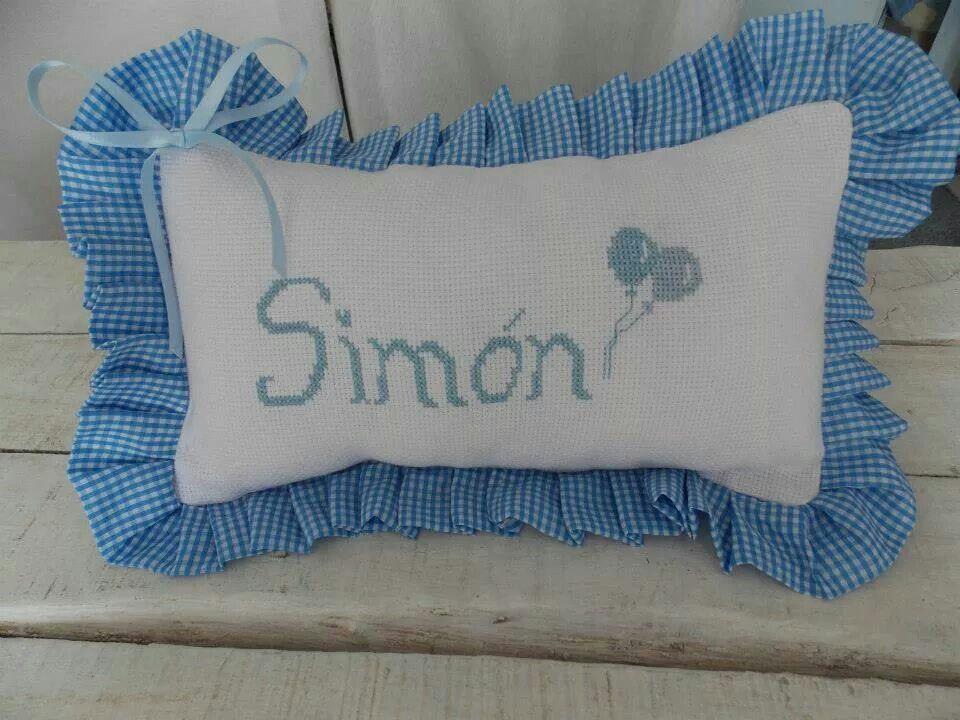 Almohadón Simón