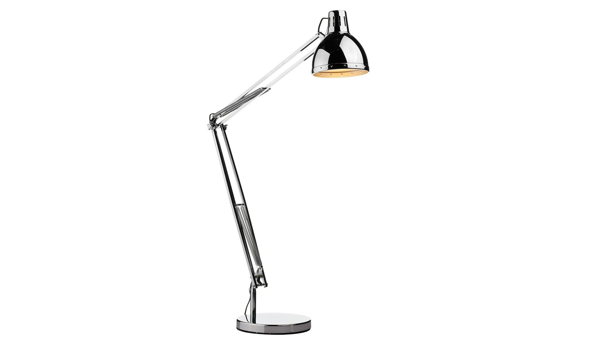 Descriptioncrate A Wow Factor With This Stylish Floor Lamp