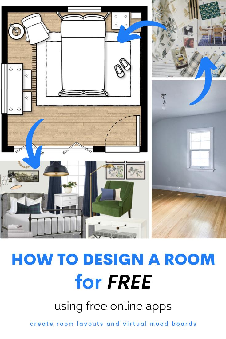 Design A Room Online For Free One Room Challenge Week 3 Room