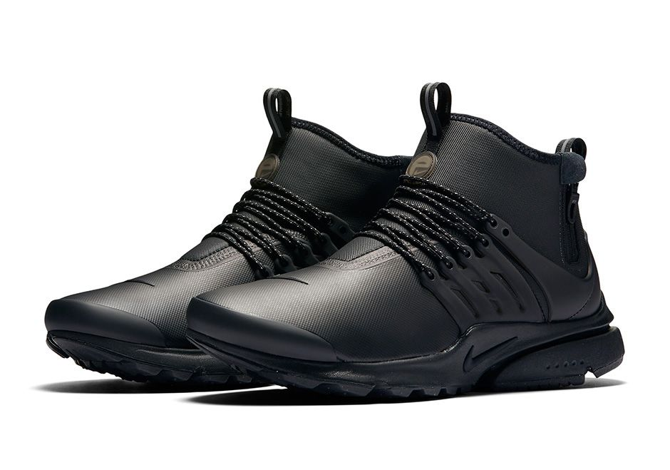 aef34b0d86c Nike Officially Unveils the Air Presto Mid Utility