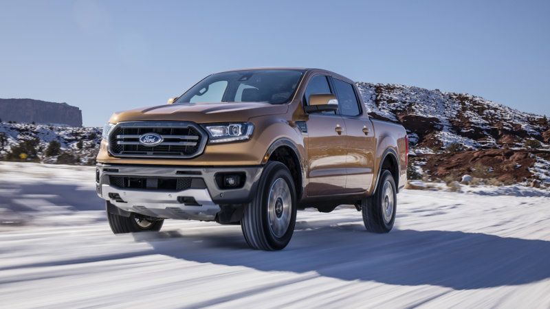 2019 Ford Ranger Has Been Issued A Shifter Related Recall 2019 Ford Ranger Ford Ranger 2020 Ford Ranger