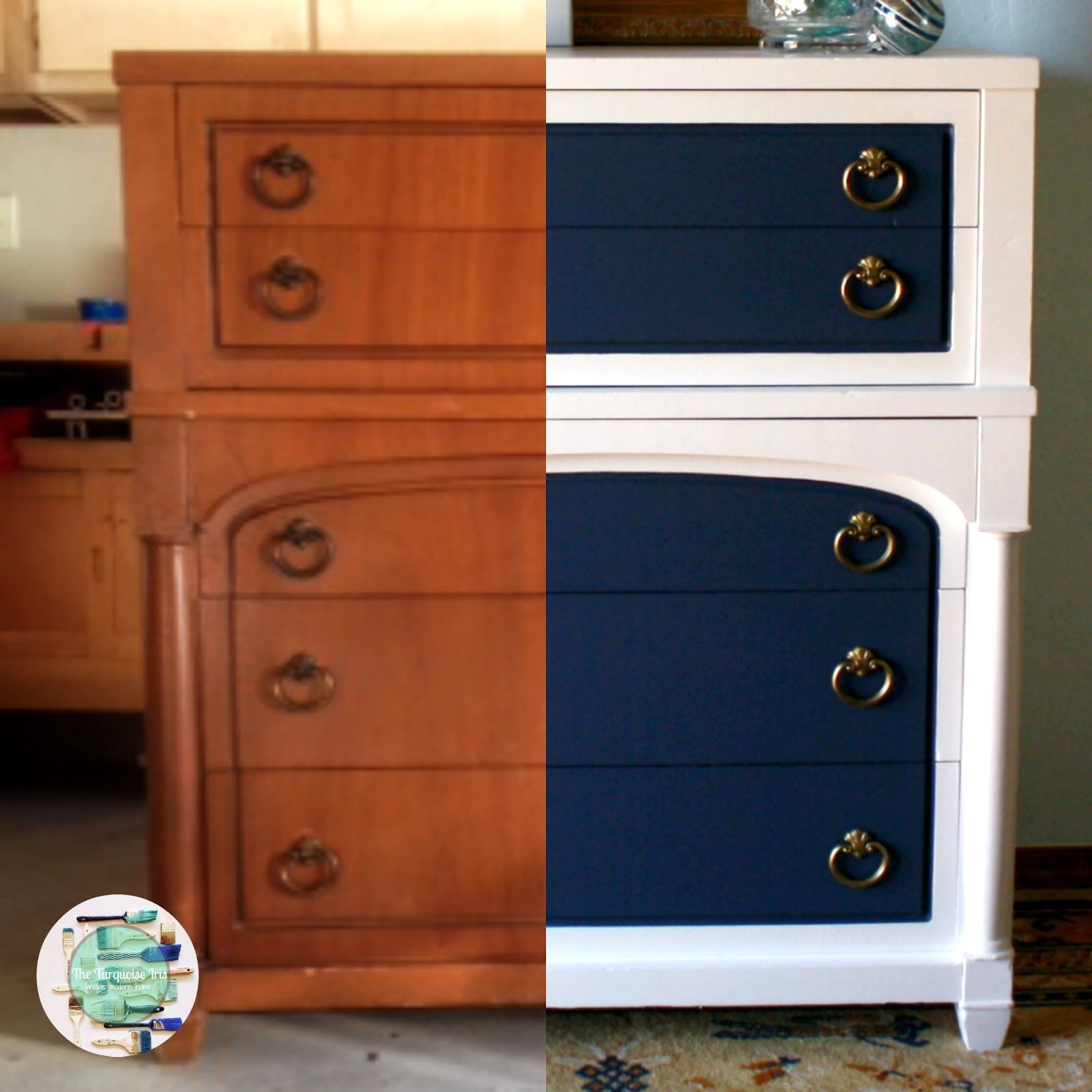 Before after furniture makeovers upcycled furniture