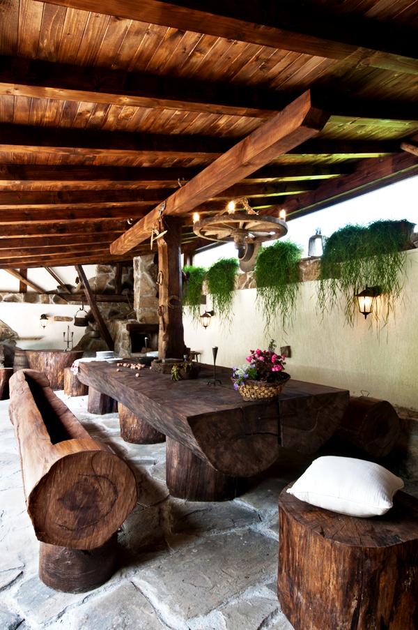 Salon de jardin #bois #rustique | Convivialité du bois | Pinterest ...