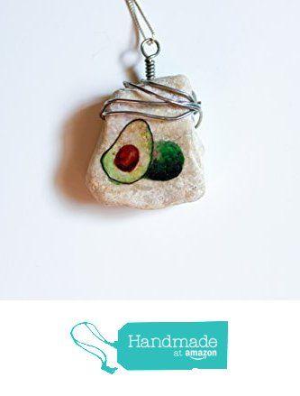 Avocado Necklace from The Sarcastic Nutritionist http://www.amazon.com/dp/B015LINRM8/ref=hnd_sw_r_pi_dp_LOZfwb1A5ZHKP #handmadeatamazon