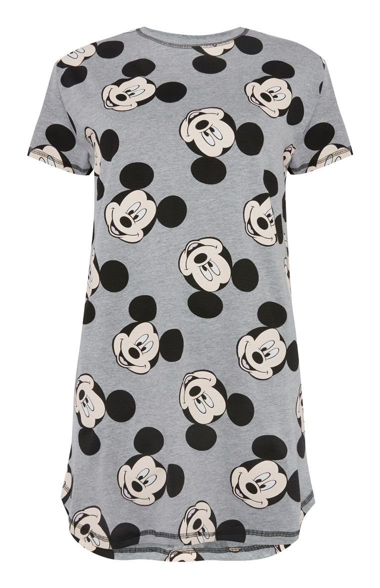 81ab16825 Primark - Mickey Mouse Nightshirt Disney Pajamas