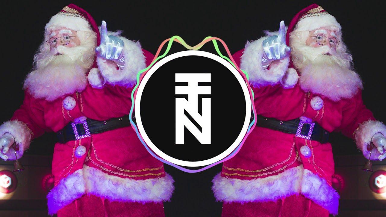 Santa Gets Lit Trap Remix Remix Trap Music Santa