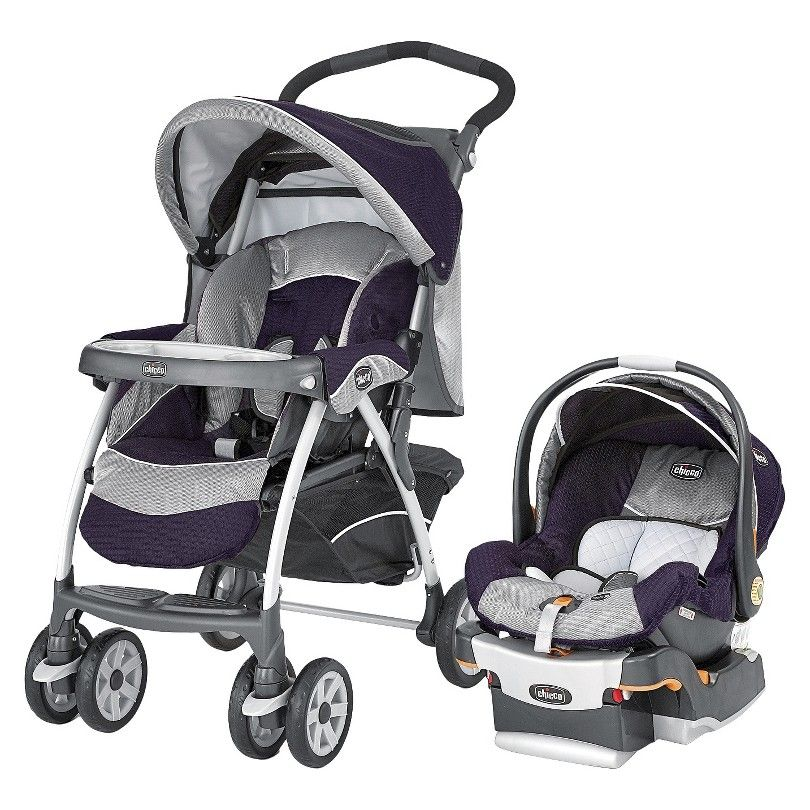 Chicco Cortina® KeyFit® 30 Travel System Gemini™Love the