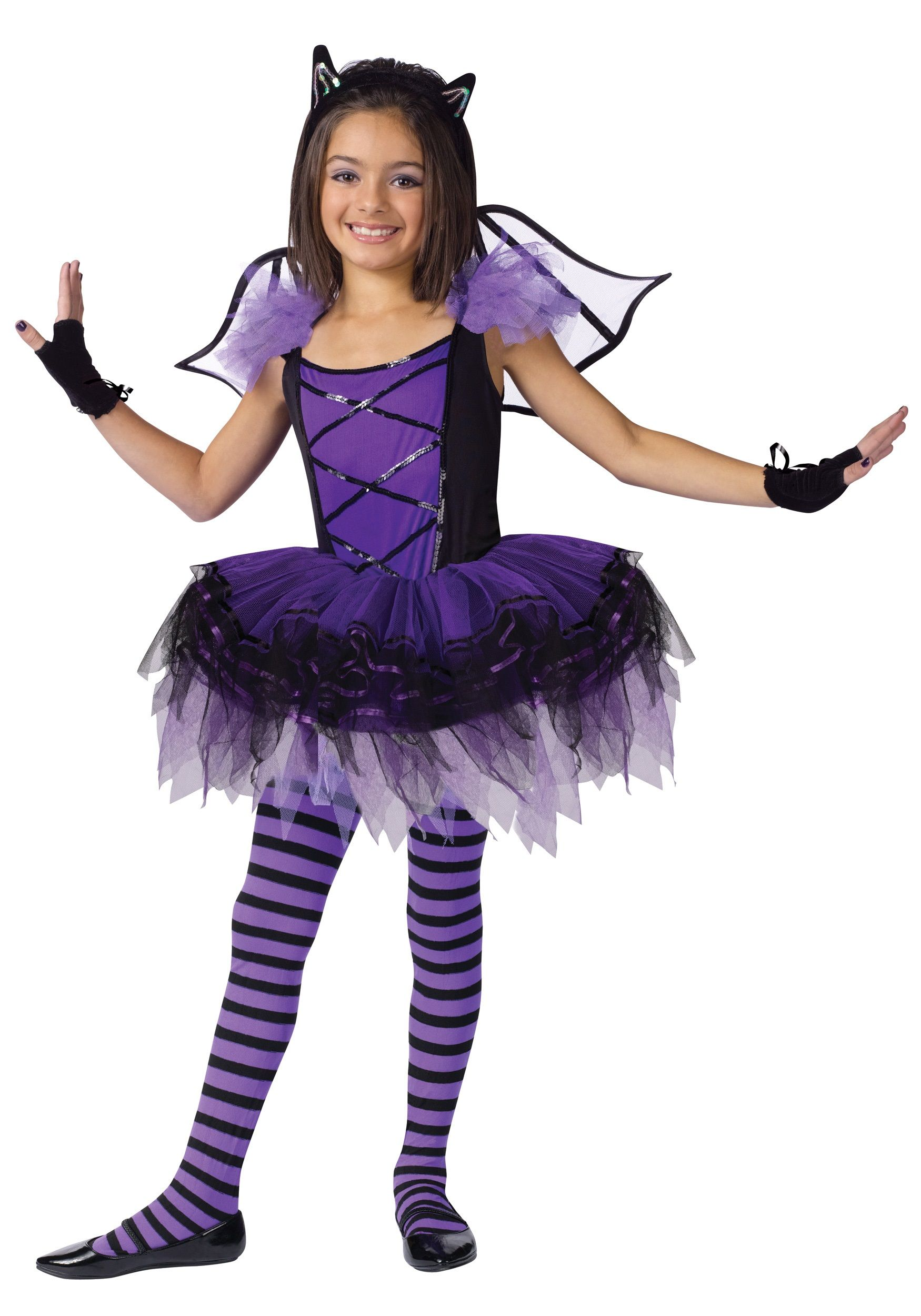 the child batarina vampire costume is a cute vampire bat halloween costume for girls the girls costume is fun for ballerina tutu style vampire halloween
