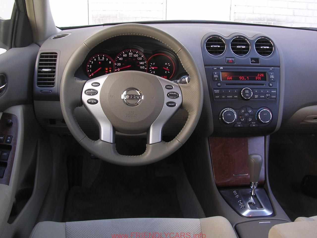 Cool nissan altima 2003 interior car images hd frost interior 2003 cool nissan altima 2011 interior car images hd 1958 datsun 1000 sedan brochure source john lloyd vanachro Gallery