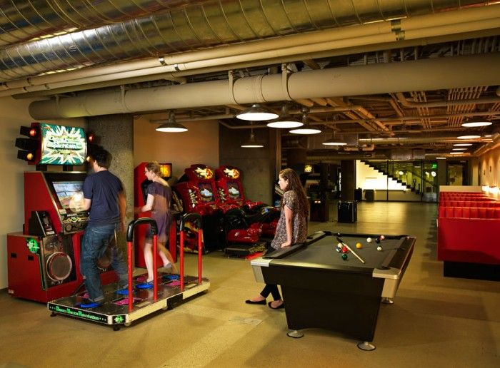google office snapshots 2. San Francisco Office Of Zynga Gaming The Creators FarmVille \u0026 CityVille. [fun, Colourful Office, Different Workspace, Contemporary, Time Out Space] Google Snapshots 2