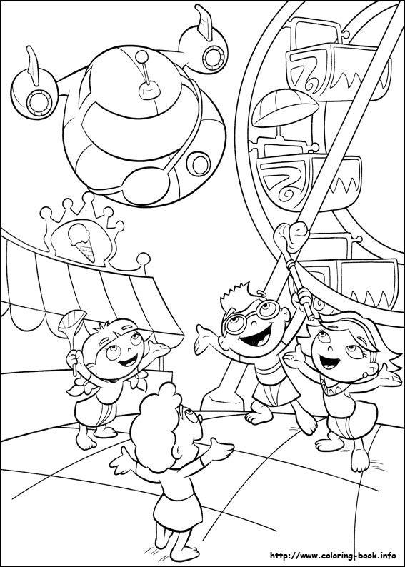 Little Einsteins coloring picture | Claire | Pinterest